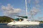 photo of crewed charter sailing yacht pride