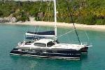 photo of crewed charter sailing yacht sabore